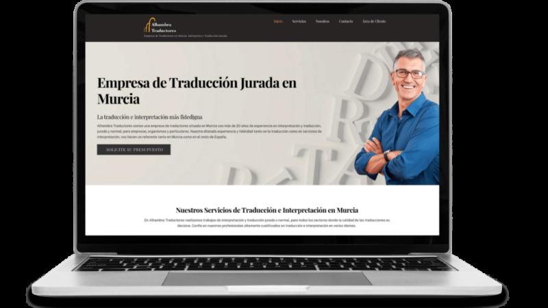 Alhambra traductores Murcia - Área de Cliente