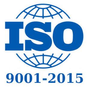 Trabajamos según Norma UNE-EN ISO 9001-2015